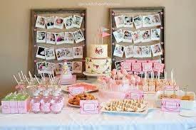 baby girl birthday ideas