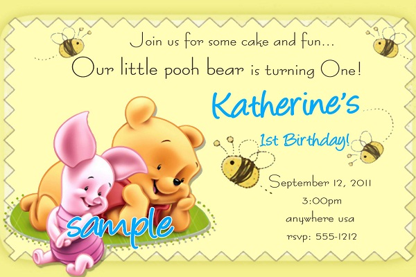 invites for kids birthday