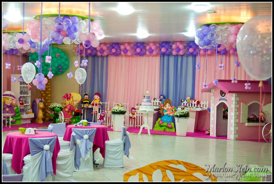 7 awesome ideas for your baby s first birthday party for Baby girl birthday party decoration ideas