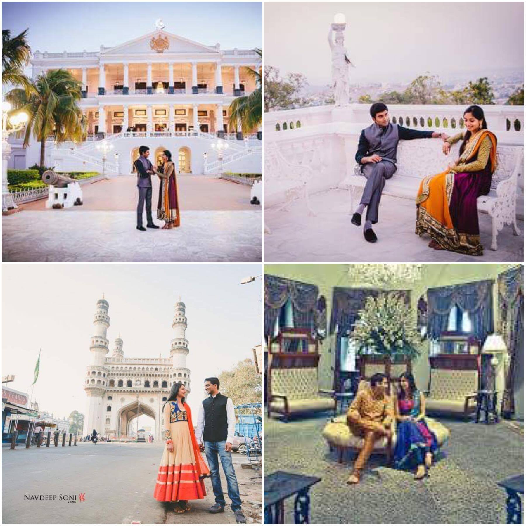 locations for pre wedding shoot in India