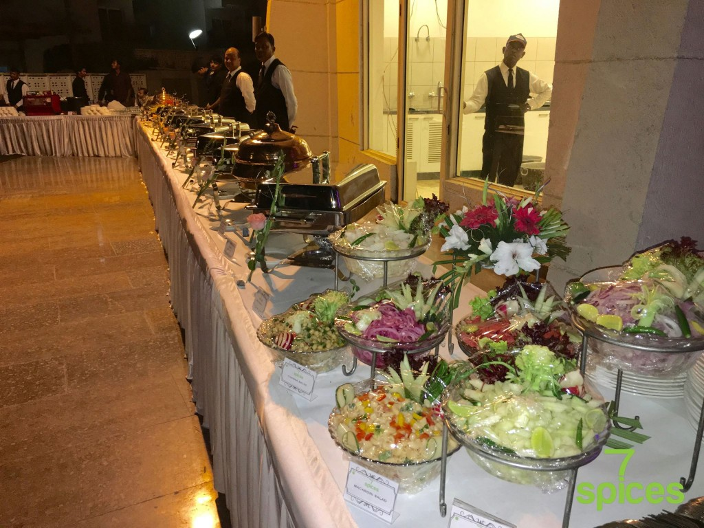 catering ideas at weddings