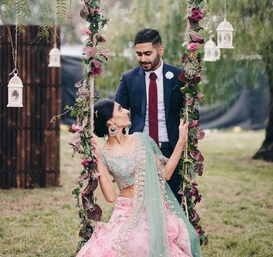 Inder + Simi, Engagement Party, 2014