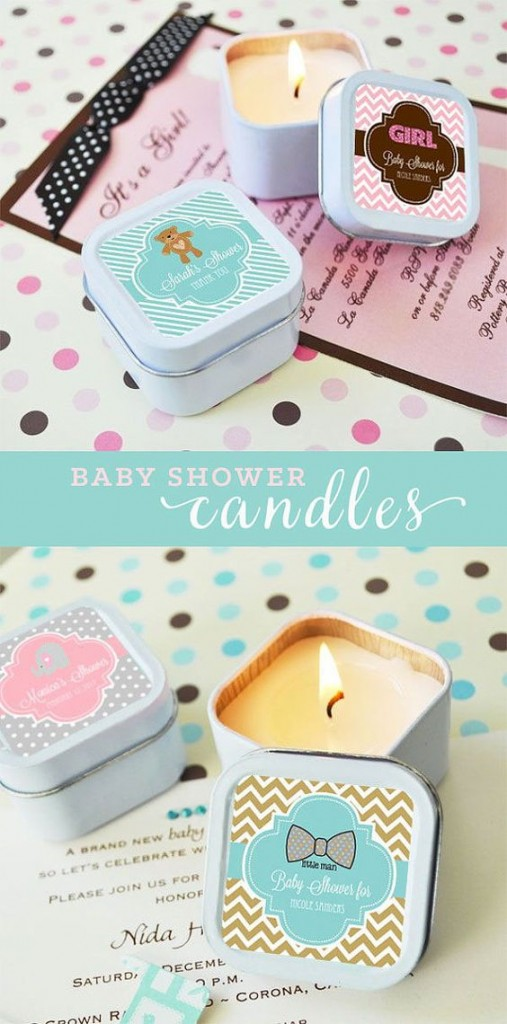 cute baby shower giveaways