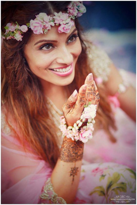 Unique Jewellery Styles To Flaunt At Your Mehendi Ceremony