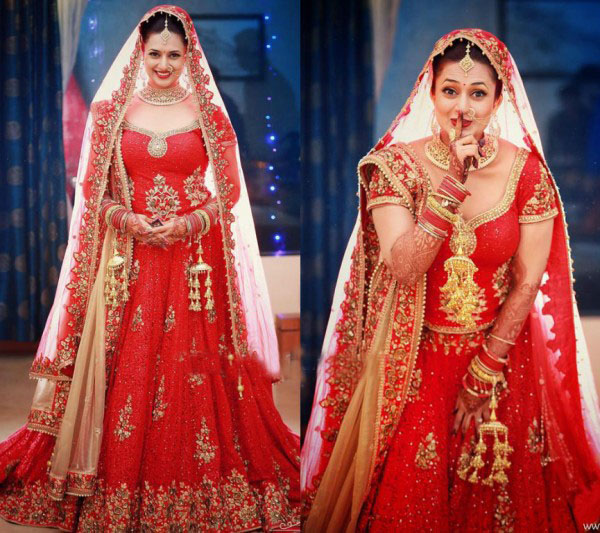 Fashion-Fads For The Curvy Indian Bride