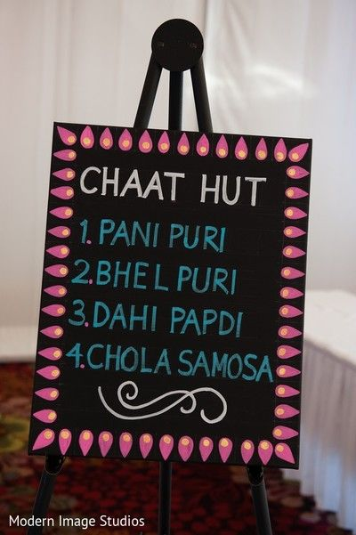 delicious food items for mehendi functions