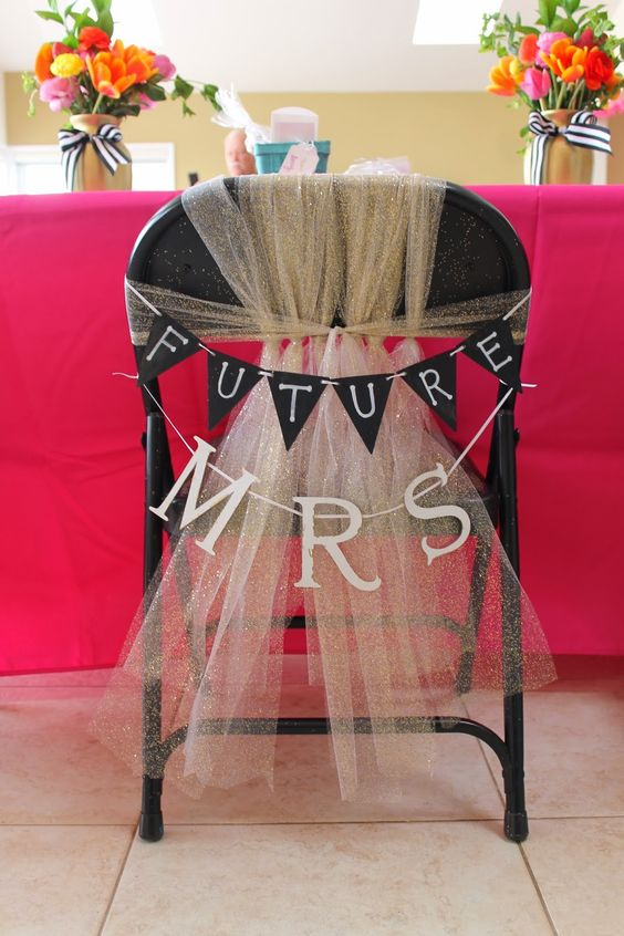 plan the perfect bridal shower