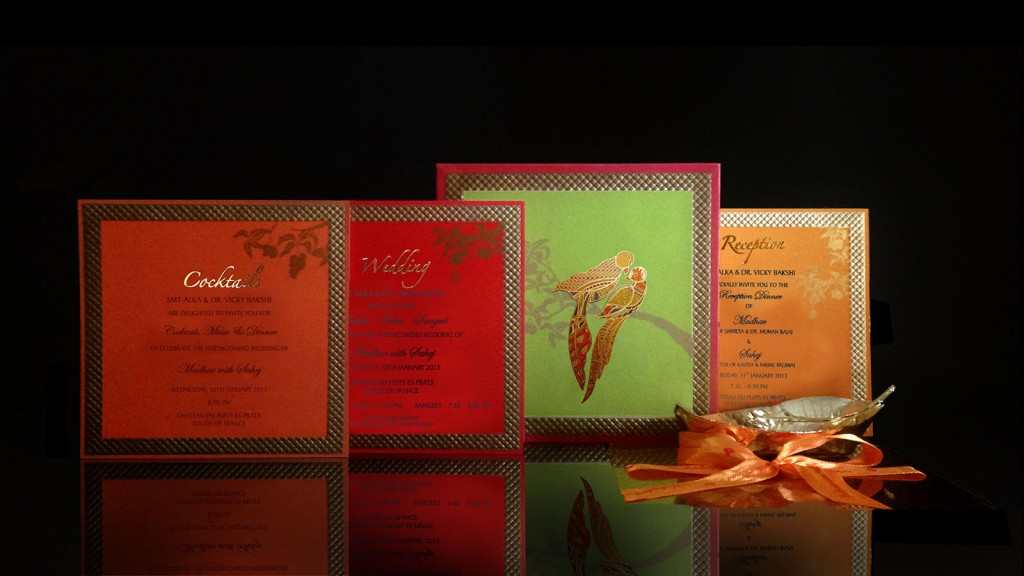 Invitation Ideas That Will Leave You Spellbound: By Khushi Invitations