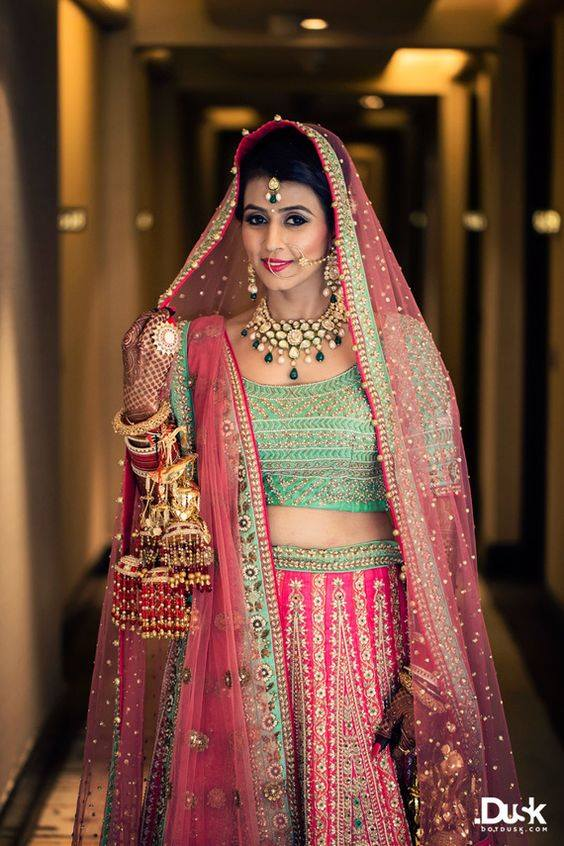 beautiful Indian wedding outfits