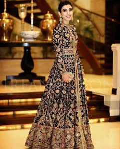ways to glam up your anarkali