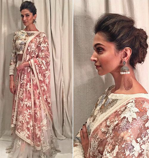 Hair Do For Indian Dressing Style: Celebrity Inspired Hair Buns For That Chic Hair Look