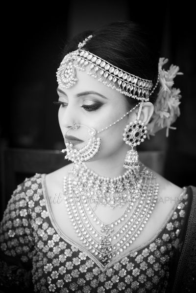 beautiful bridal jewelry ideas for brides
