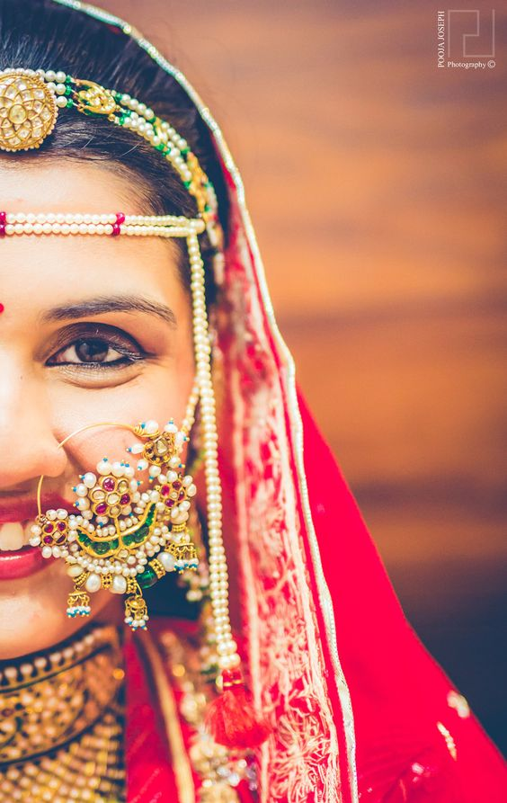 The Most Gorgeous Naths We Have Spotted On Real Brides