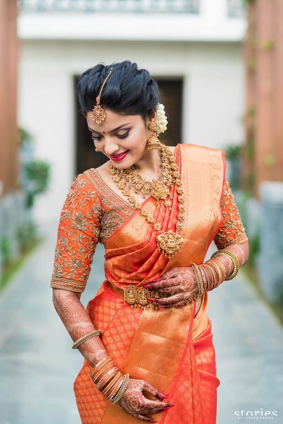 #RealWeddingDiaries: Slaying The South Indian Bridal Look