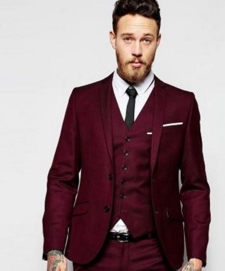 fashion and style trends for grooms