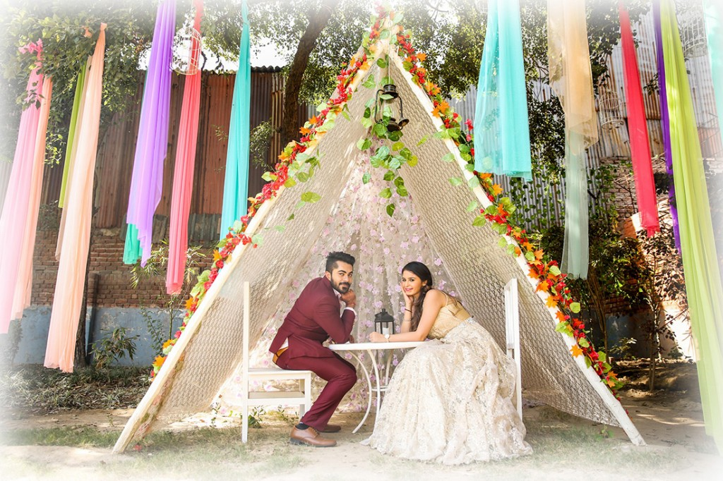 The Most Awesome Backdrops For Pre Wedding Photography By Picture