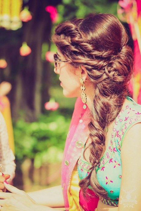 6 Beautiful Braids For Brides To Rock At Their Wedding