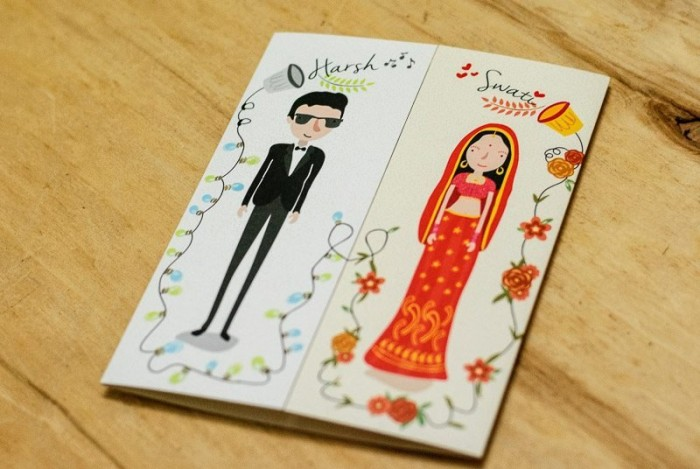 fun wedding invitation ideas