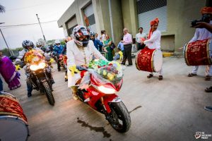 fun and quirky baraat ideas