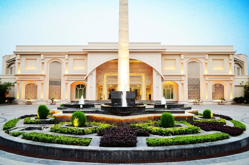 Top 10 Luxurious Wedding Venues In The Capital