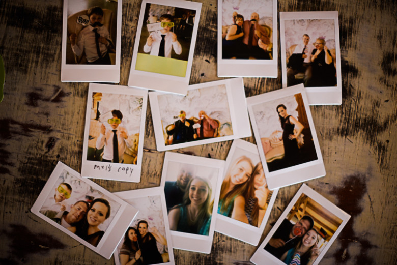 easy ways to make your own photobooth