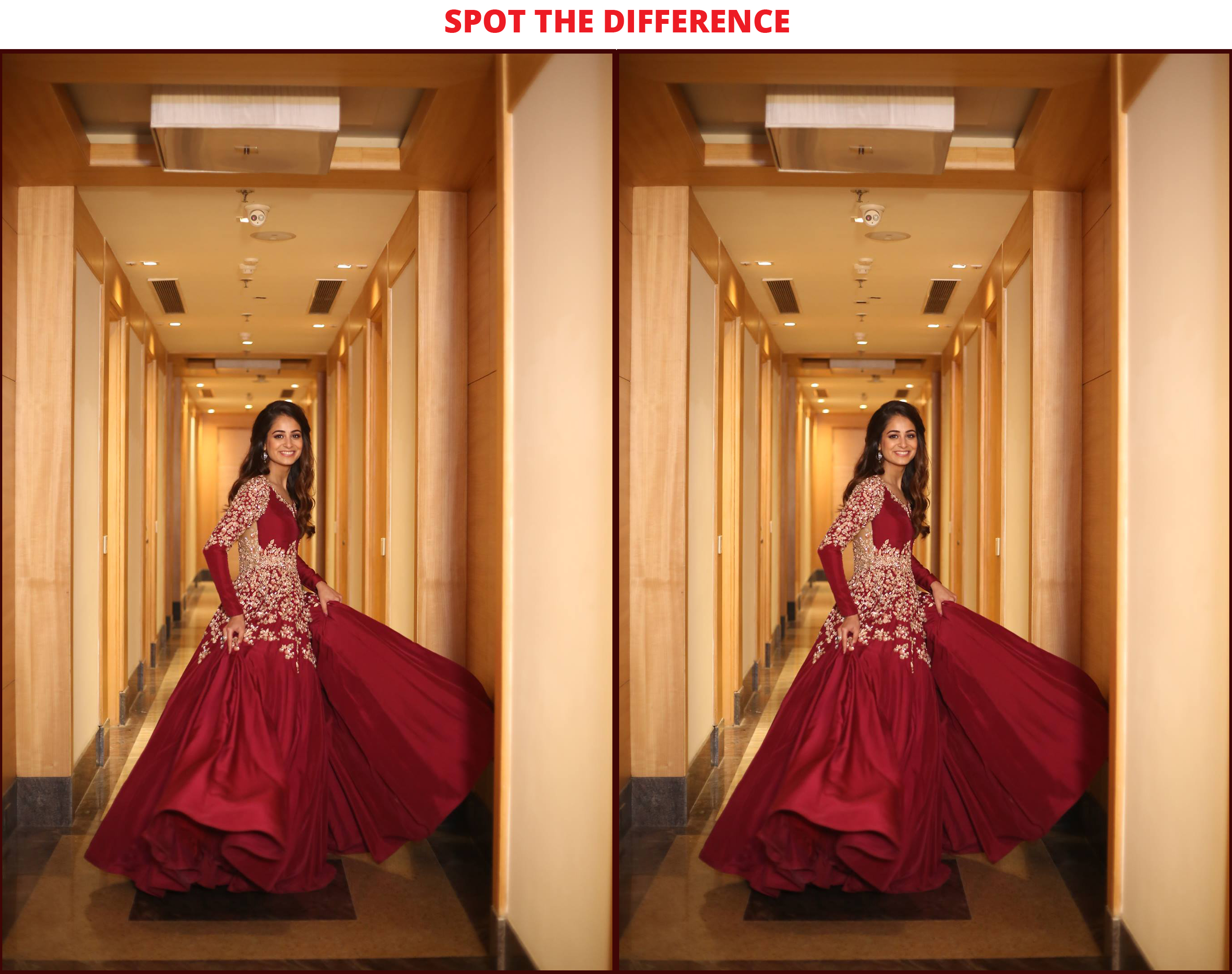Spot the difference1
