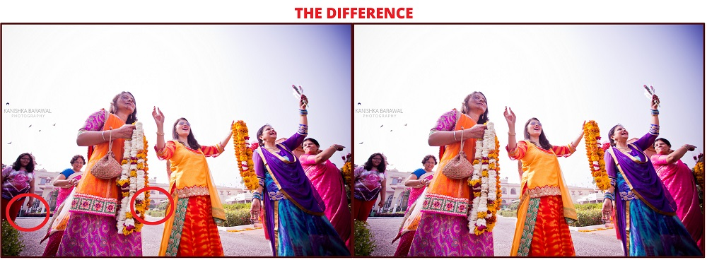 The difference3