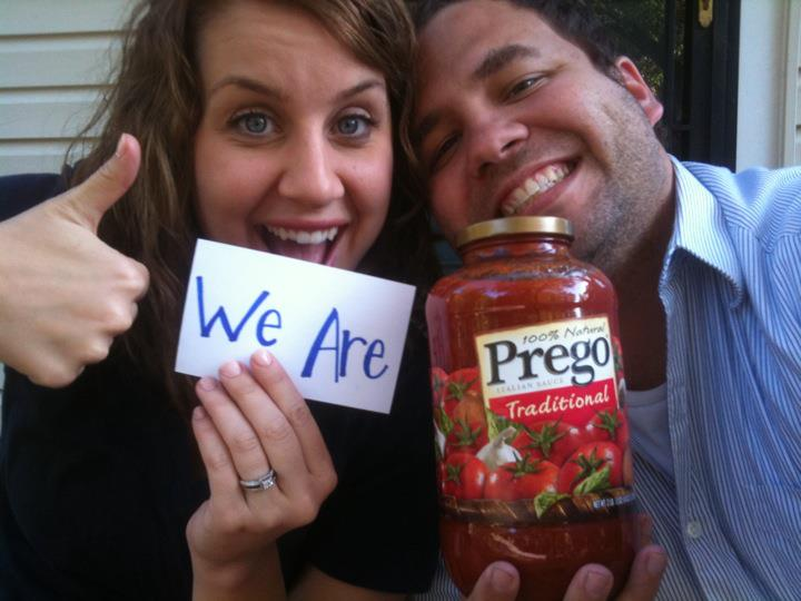 exciting ways to announce that you're pregnant