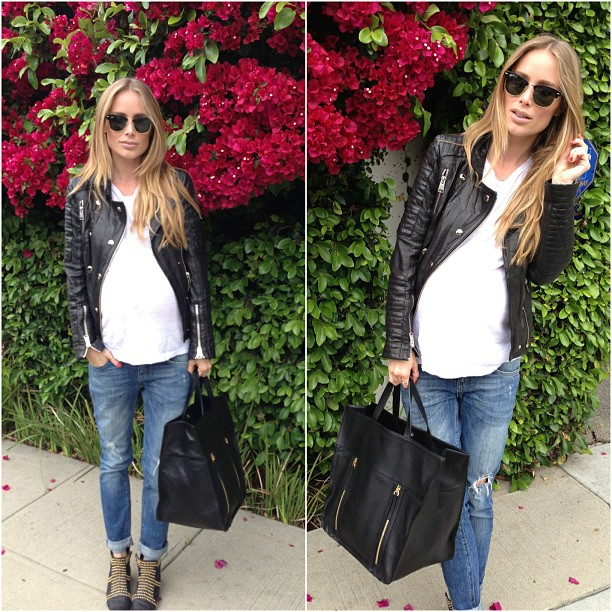 fun outfits for moms to be