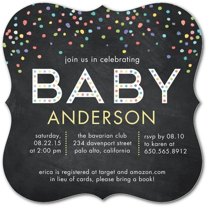 best invitation ideas for baby shower