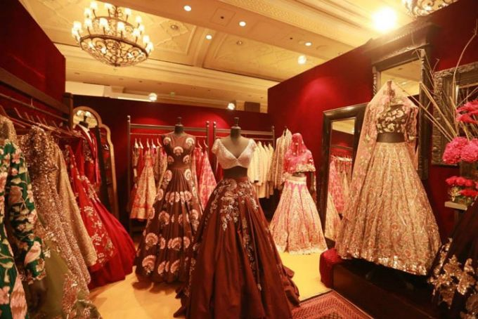 places for girls shopping in delhi