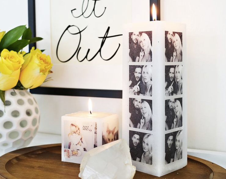 Photo Wedding Gifts: 10 DIY Wedding Gifts For Every Couple