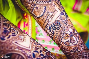 fun and quirky ideas for bridal mehendi