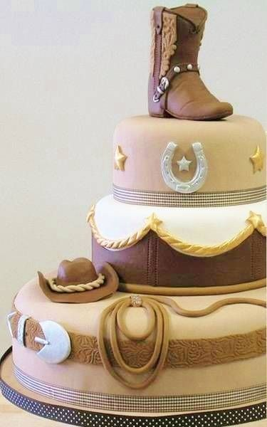 popular ideas for baby shower cakes