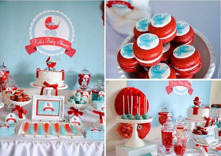 ideas for baby shower cakes
