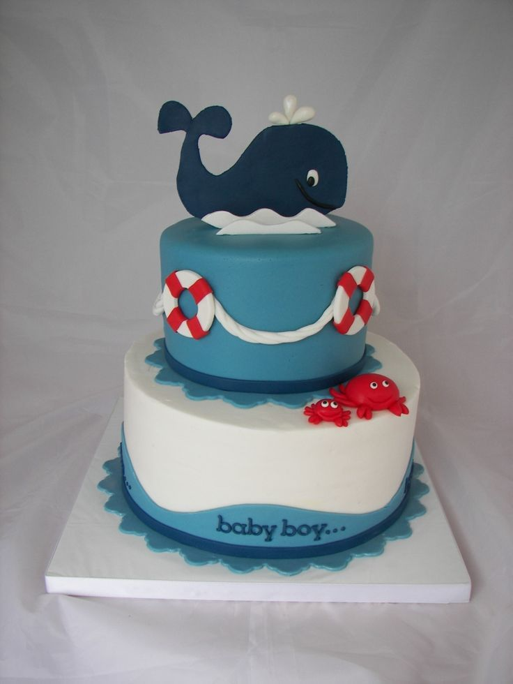 best designs for baby shower cakes