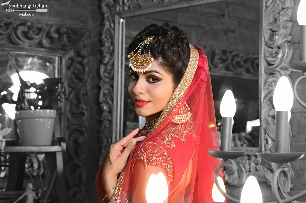 best makeup and styling services in delhi