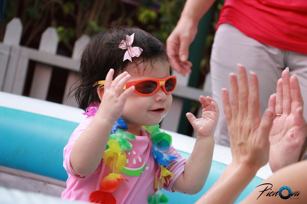 poolside birthday party ideas