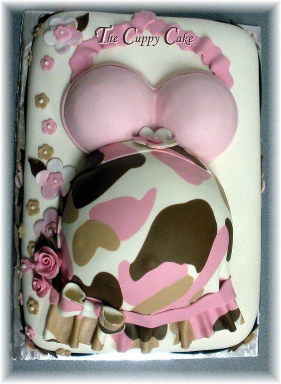 best ideas for maternity cakes