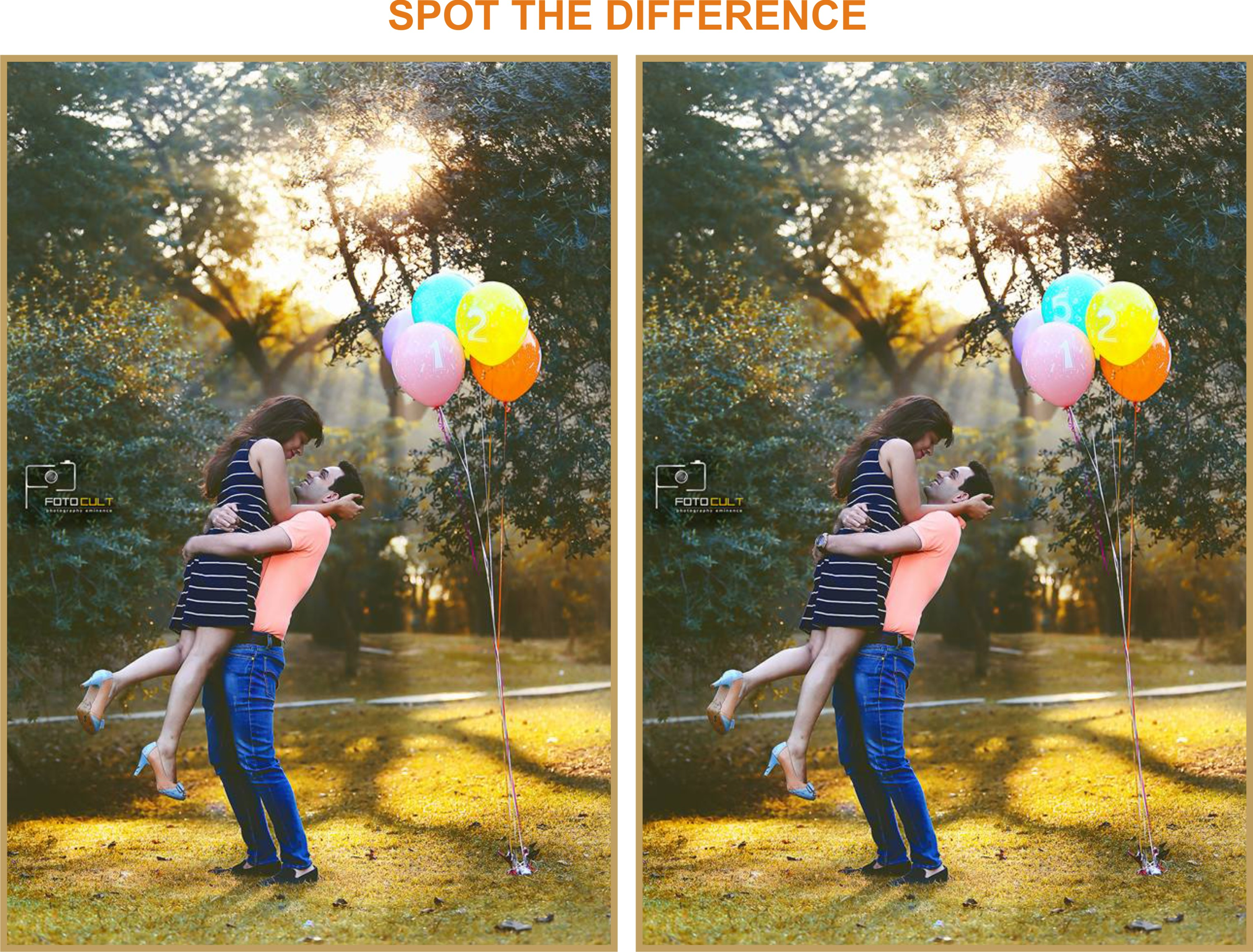 99% Of The People Cannot Spot The Difference Between These ...