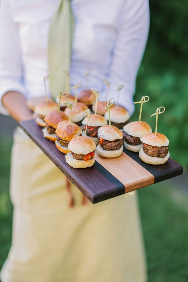 unique food trends for weddings