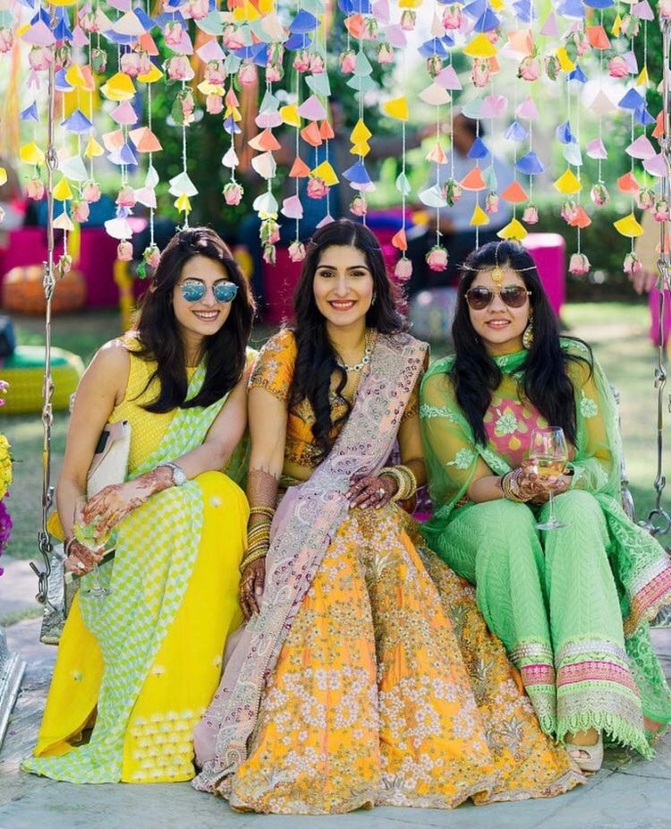 things to do for your bff on her wedding