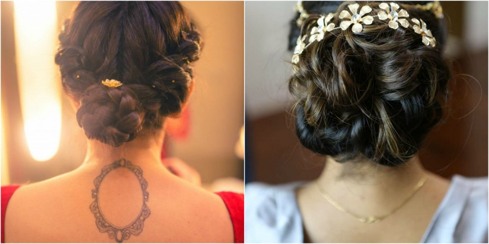 8 Drop-Dead Updo Hairstyles For The Next Wedding You