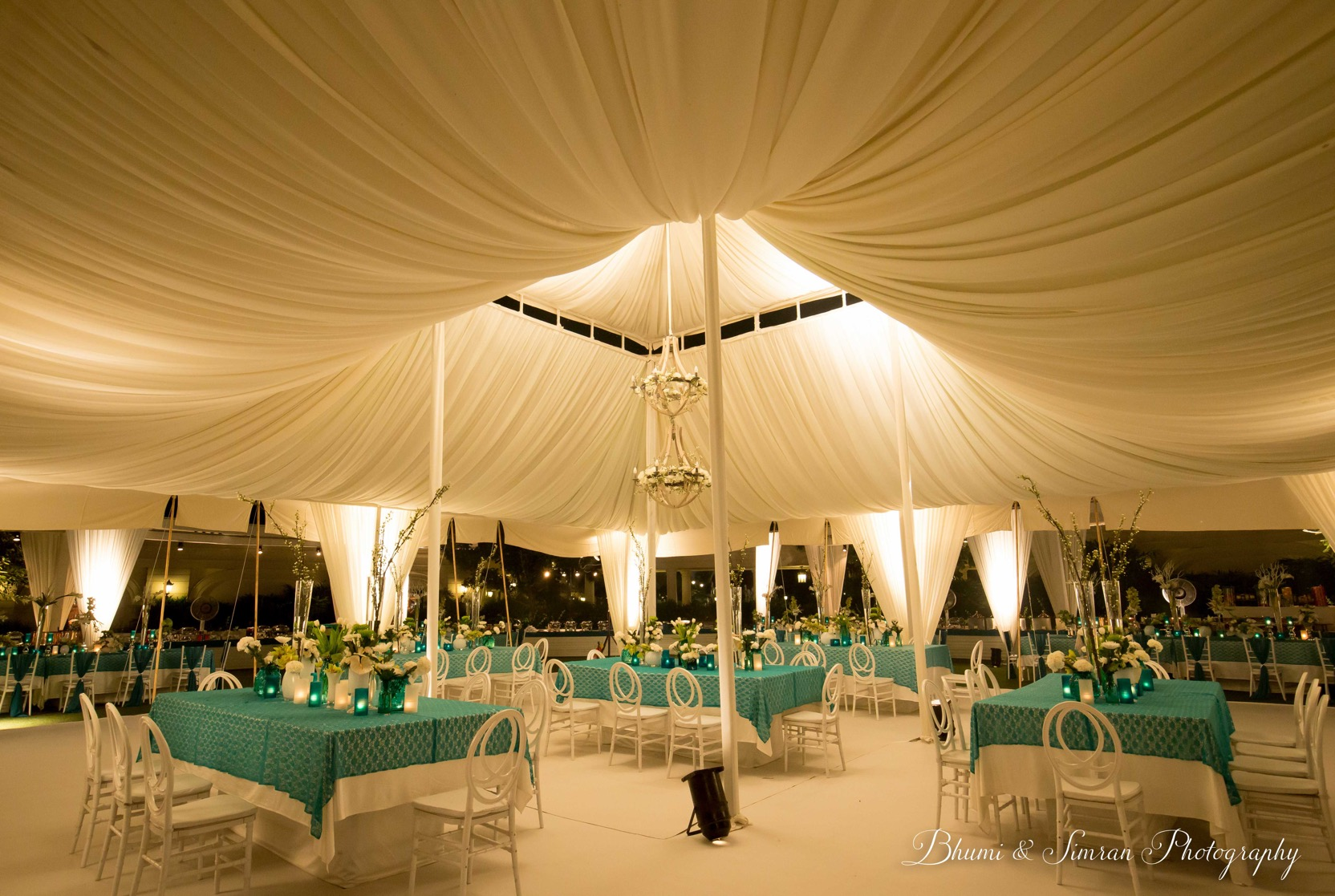 wedding venue white