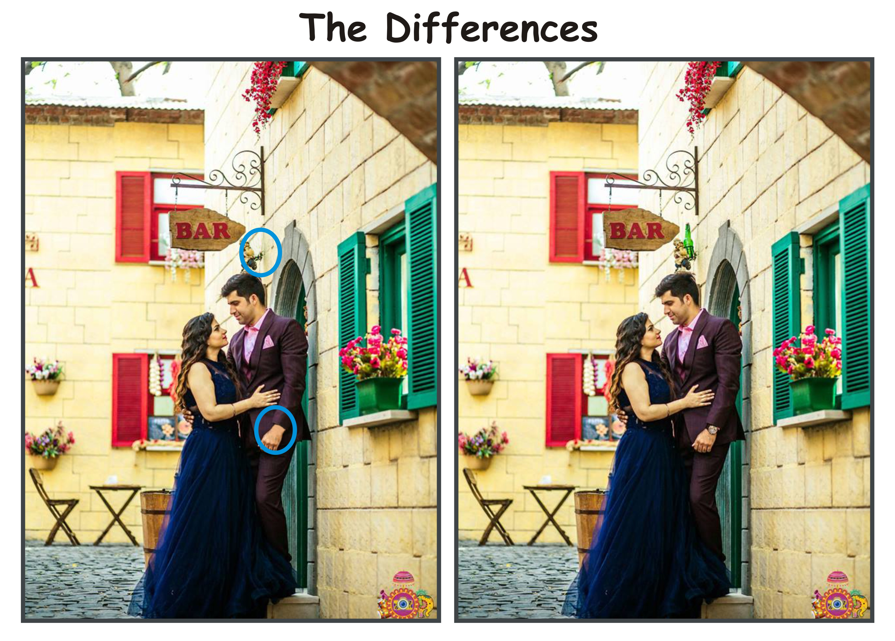 The Differences1 (2)
