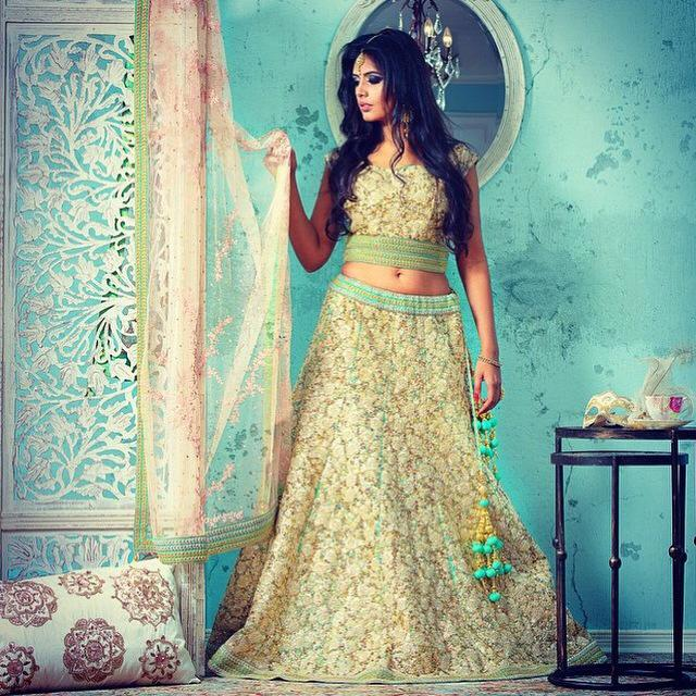 Dalmia Fashions - bride