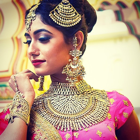 top artificial jewelry stores in delhi for brides