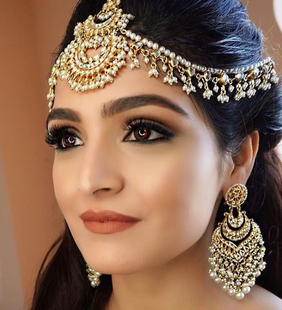 natural treatments for the brides to look pretty on wedding day