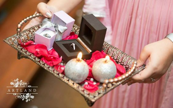Most Creative Ring Presentation Ideas For Engagement Party
