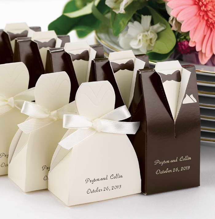 Sample pictures of wedding giveaways